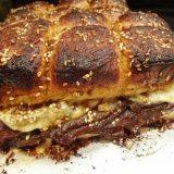 Easy Roast Beef Sliders